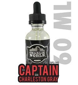 Capt. Charleston Gray - 60ml